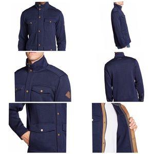 Eddie Bauer Men's Radiator Field Jacket-Dark Blue